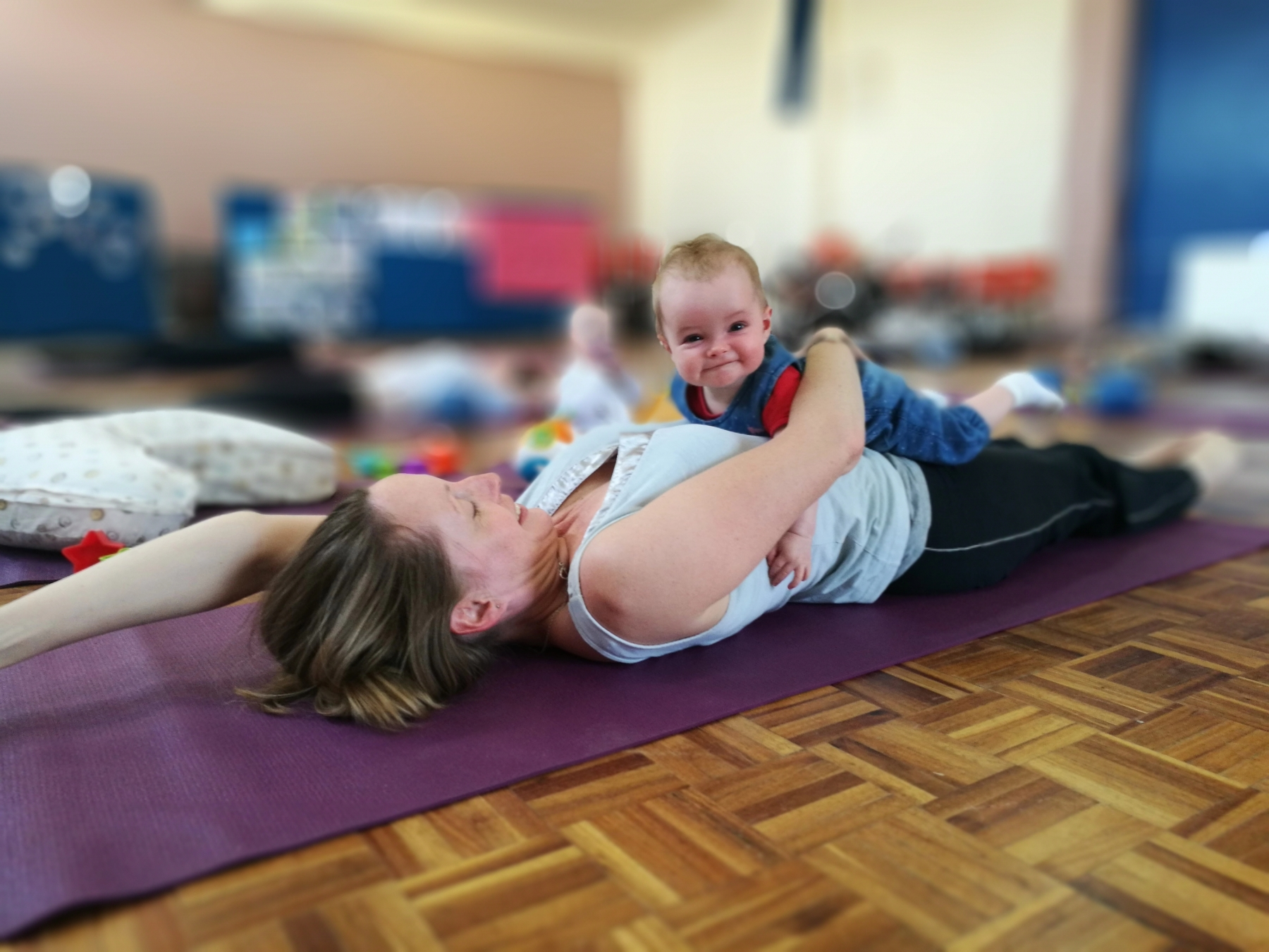 New Dates for September 2018 – Post Natal Pilates 6 Week Recovery Course