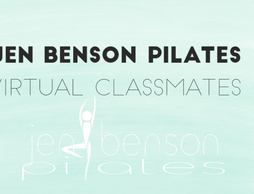Jen Benson Pilates – Virtual Classmates Is Going Live!! Find Out How To Join The Online Group