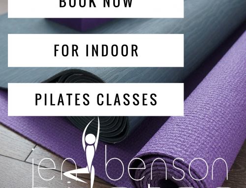 COVID Update – BOOK NOW! Back to Indoor Pilates Classes 18th May 2021